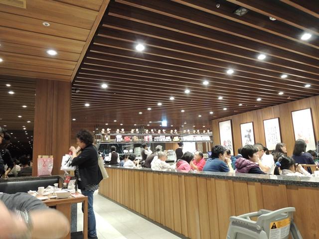 台北夕食12