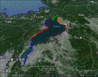 琵琶湖一周8回割W・第1~7回(GE)