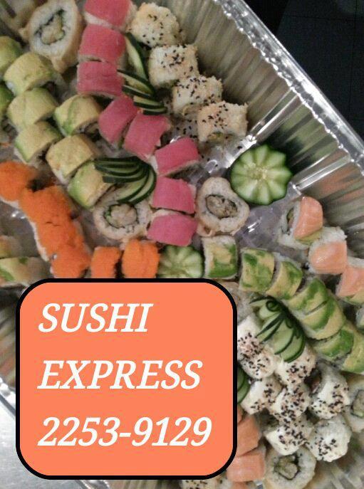 express sushi