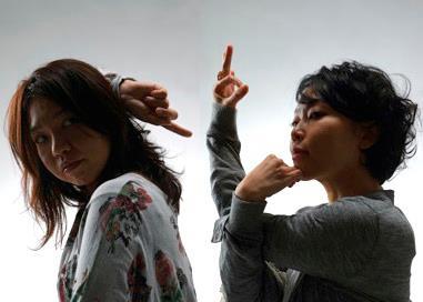 Hanbun.chieko&miyuki