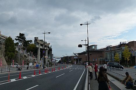 亀山神社付近♪