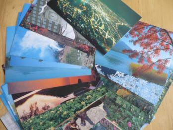 旅先で買ったポストカード(函館1-2)
