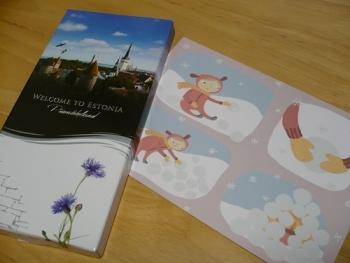 中国Yへお土産(フィンランド)201210
