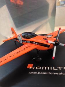 ハミルトン模型