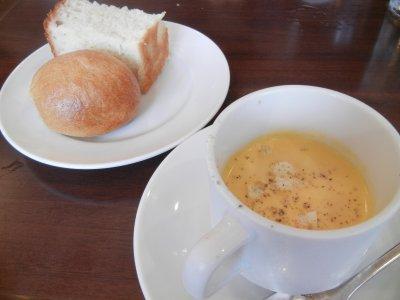スープ&バン