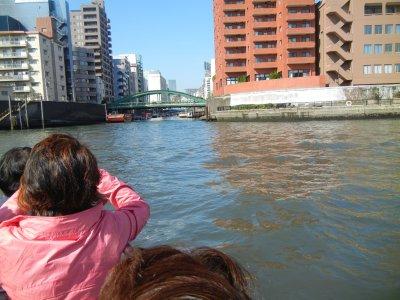 神田川へ・柳橋