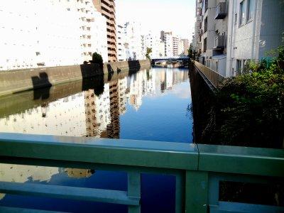 左衛門橋→美倉橋