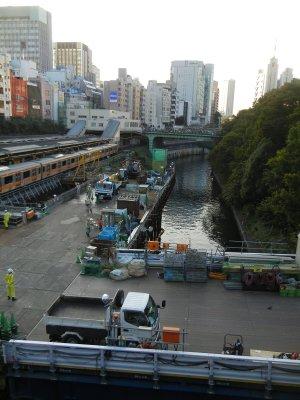 聖橋→お茶の水橋