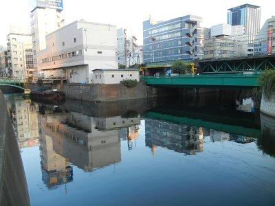 小石川橋→三崎橋