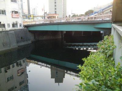 飯田橋跨線橋→船河原橋