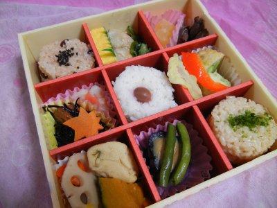 日本ばし 大増の弁当