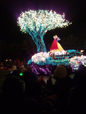 エレクトリカルパレード・白雪姫