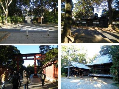 氷川神社・境内1