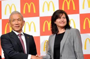 日本マクドナルドの原田社長辞任か 後任にサラ・カサノバ氏の見通し ...