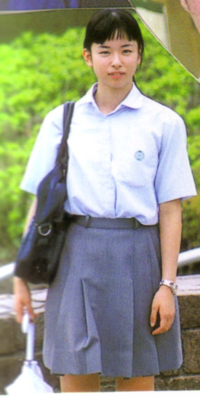学生時代の皆藤愛子