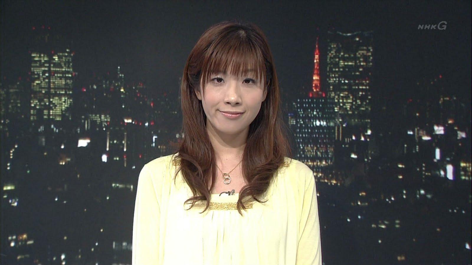 元NHK「ニュース7」の気象予報士、半井小絵