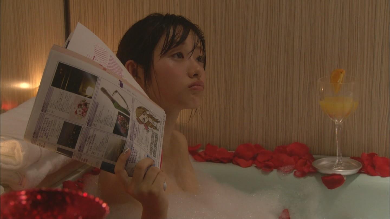ドラマ「ディア・シスター」、石原さとみの入浴シーン