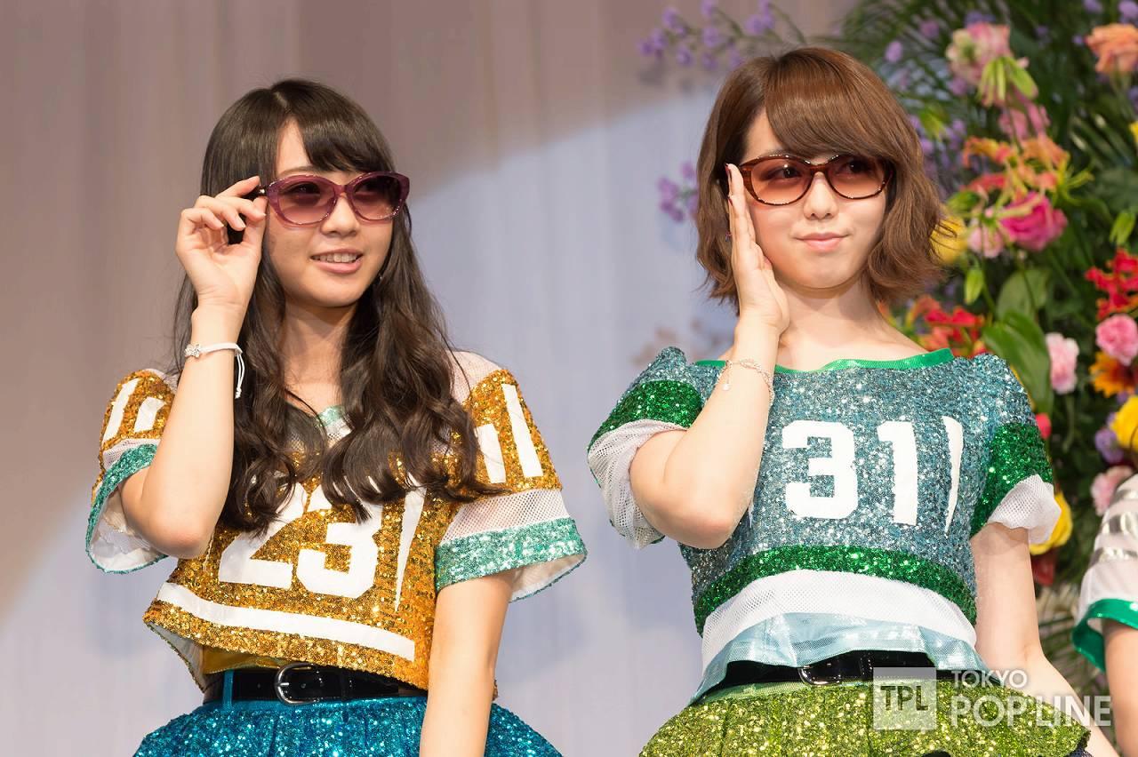 「第27回日本メガネベストドレッサー賞」を受賞したAKB48の峯岸みなみ