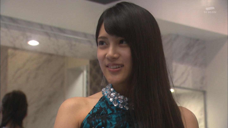 ドラマ「黒服物語」でキャバ嬢姿の入山杏奈