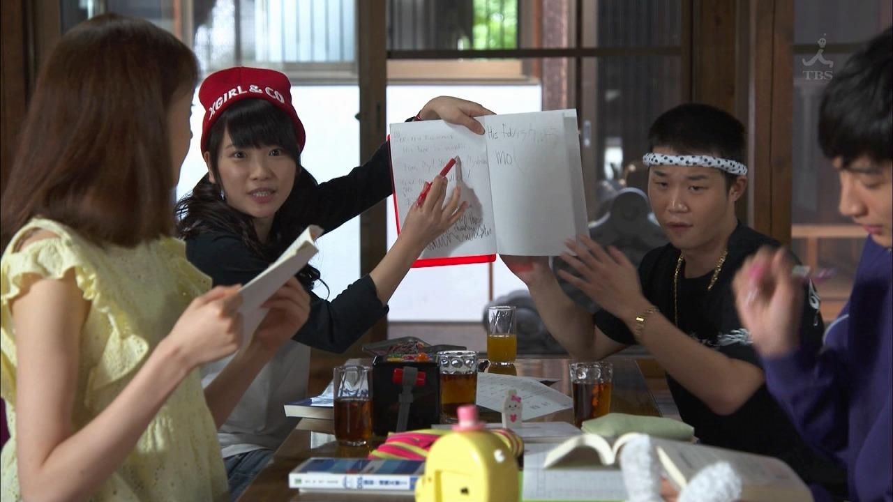 ドラマ「ごめんね青春!」で映った川栄李奈の右手の傷が大きくてヤバイ
