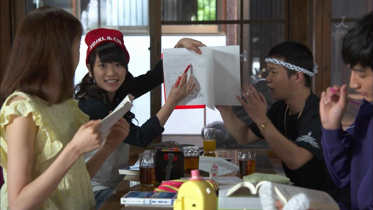 ドラマ「ごめんね青春!」で映った川栄李奈の右手の傷が酷い