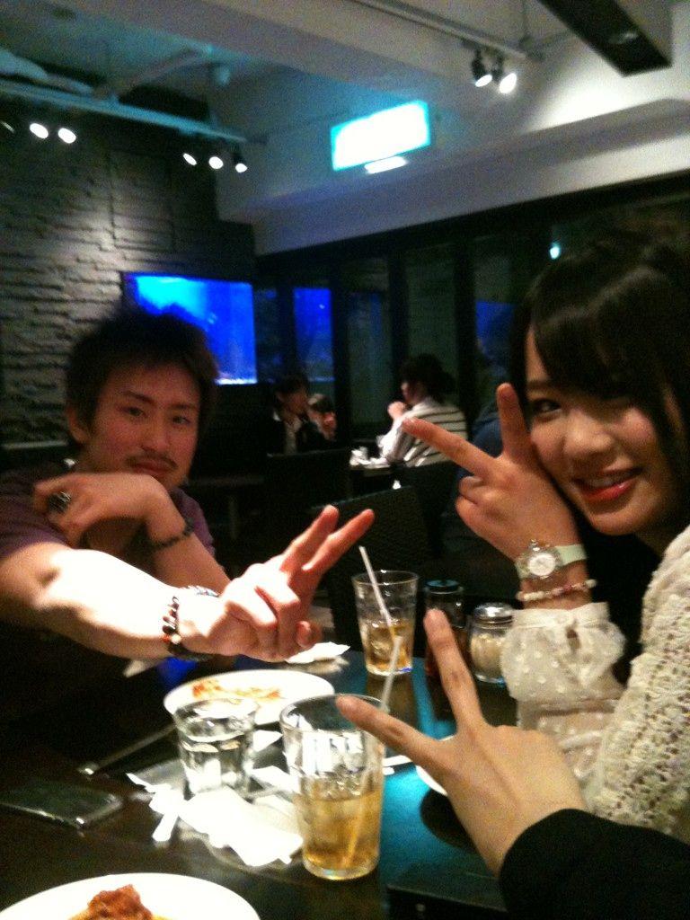流出した米沢瑠美の合コン画像、お相手はヤクルトの選手の佐藤貴規(由規の弟)