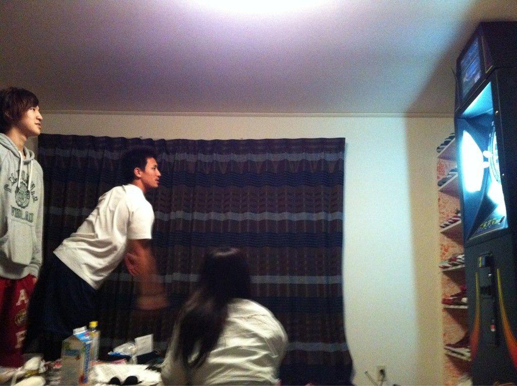 流出した米沢瑠美と平嶋夏海のお泊り画像