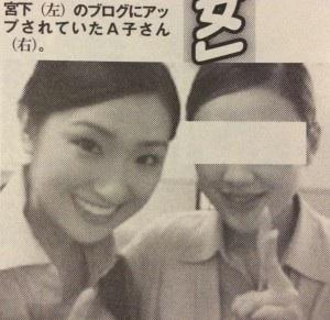 伊藤英明の嫁、タレントの奥田英