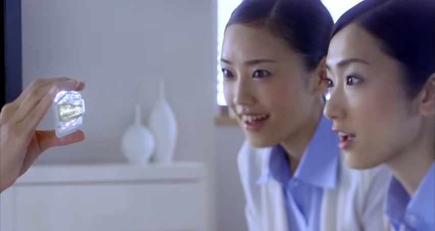 伊藤英明の嫁、タレントの奥田英が出演してるファブリーズアロマのCM
