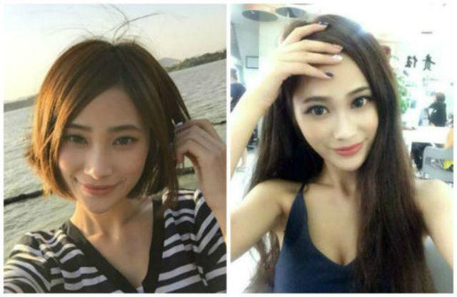 売春しながらヒッチハイクで中国横断している19歳の女の子、ユ・パン(Yu Peng)