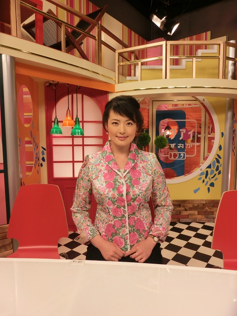 静岡放送の小沼みのりアナ