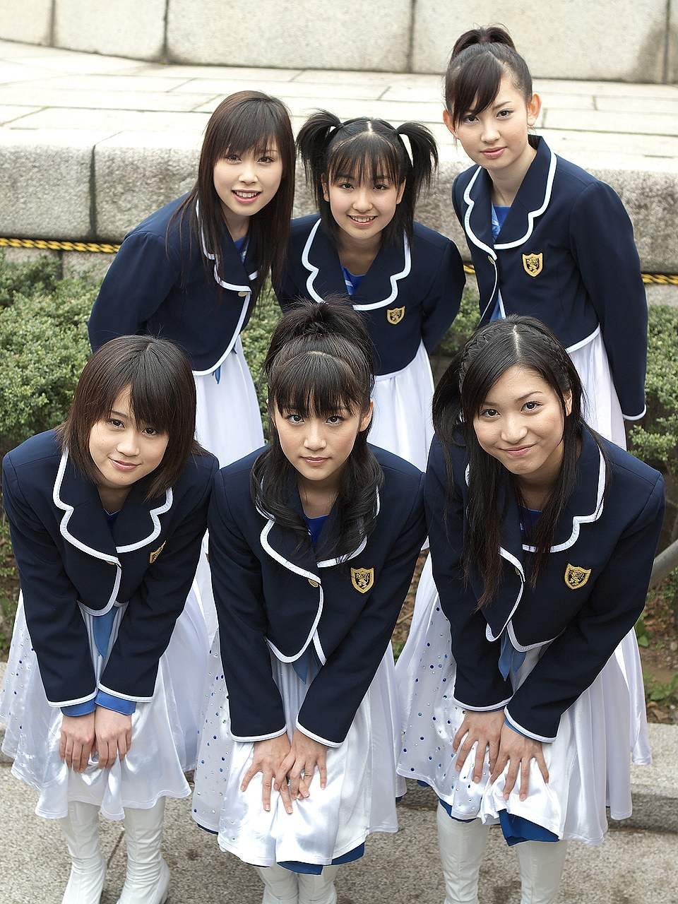 AKB48初期の前田敦子、高橋みなみ、河西智美、中西里菜、板野友美、小嶋陽菜