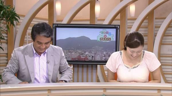 NHK札幌の千葉雅美アナ