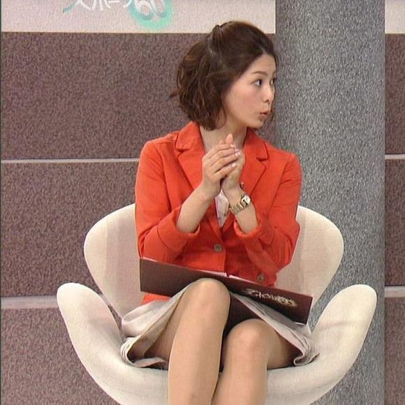 NHKの杉浦友紀アナ