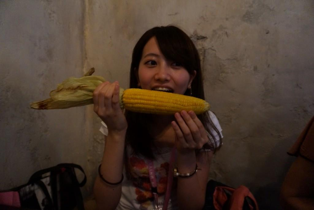 ミス東大2014候補の藤澤季美歌さん