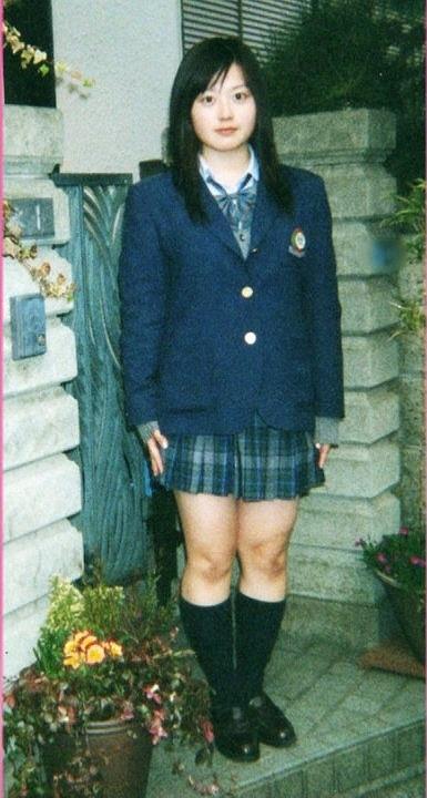 高校時代の水卜麻美アナ