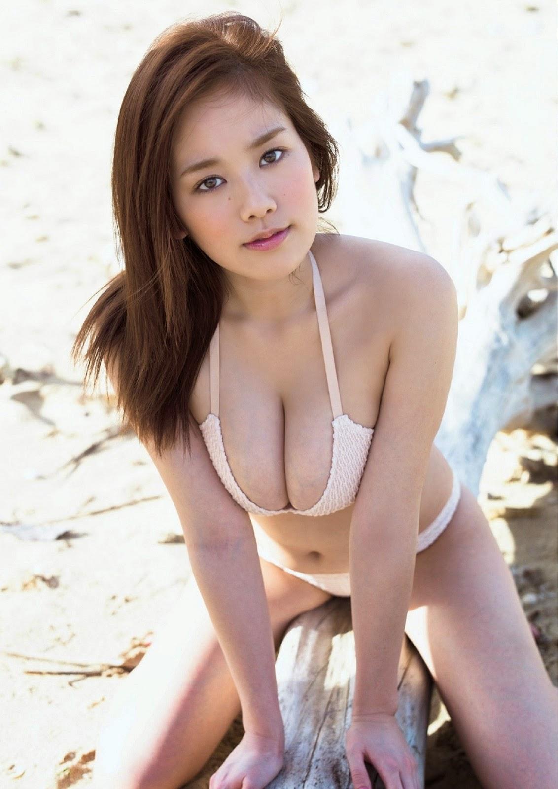 筧美和子のグラビア