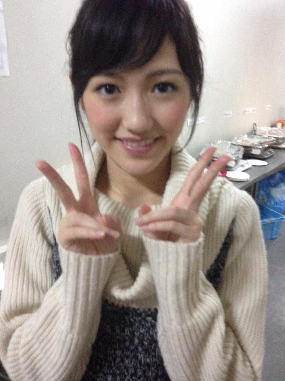 AKB48長崎公演の日の渡辺麻友