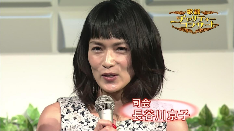 NHK「歌謡チャリティーコンサート」に出演した長谷川京子の顔、劣化が酷い