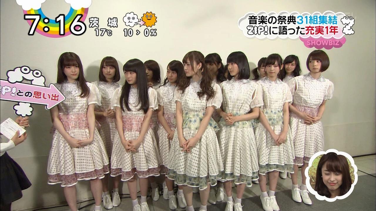 紅白歌合戦落選後にテレビ出演した乃木坂46、メンバーと松村沙友理の間に壁?