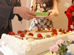 ケーキ演出4