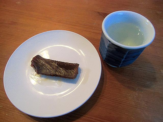 茶碗酒を一杯