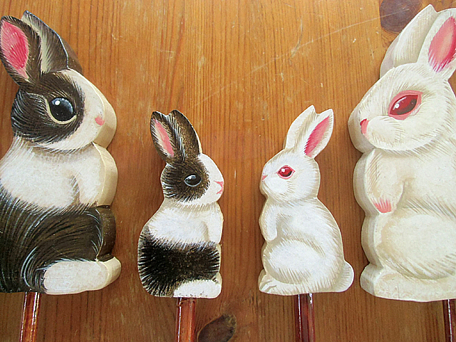 9-子ウサギできあがり