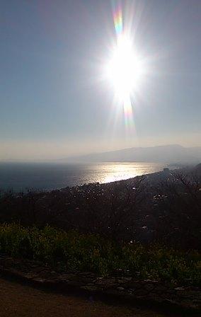 吾妻山山頂