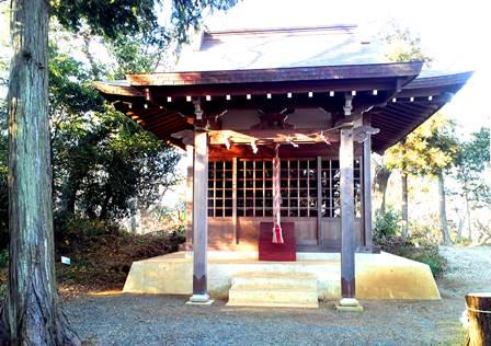 吾妻山浅間神社