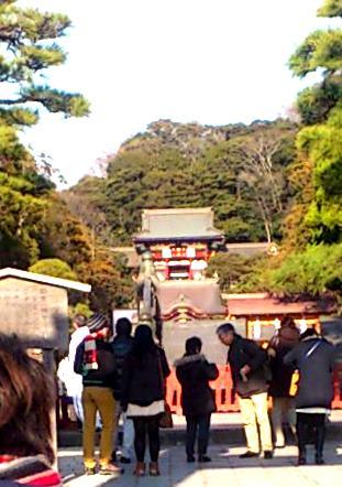 鶴岡八幡宮 六国見山