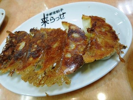 宇都宮餃子⑨