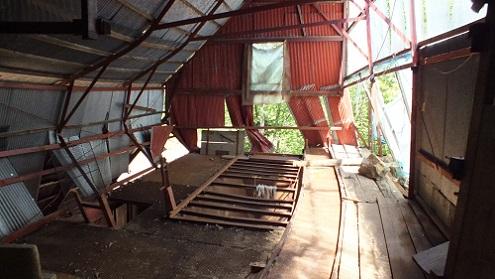 光竜鉱山 (16)階段上