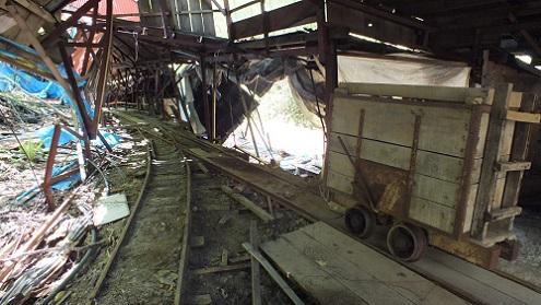光竜鉱山 (19)レール