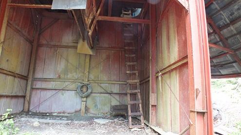光竜鉱山 (34)階段